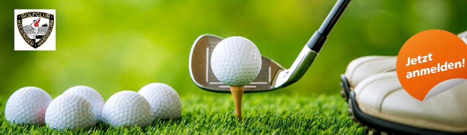 Faszination Golf – Golf-Schnupperkurs